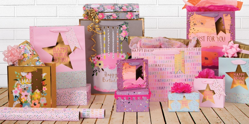 Female Gift Wrap - Expressions of Broadstairs